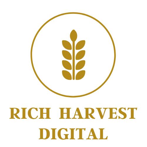 Rich Harvest Digital Logo 2